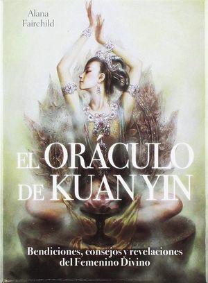 ORACULO DE KUAN YIN, EL (+CARTES)