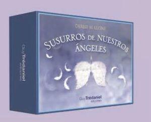 SUSURROS DE NUESTROS ANGELES (52 CARTAS ORACULO)