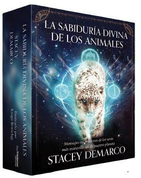 SABIDURIA DIVINA DE LOS ANIMALES, LA (ORACULO 44 CARTAS)