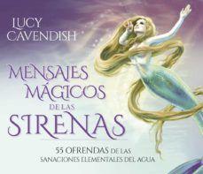 MENSAJES MAGICOS DE LAS SIRENAS ( + 55 CARTAS)