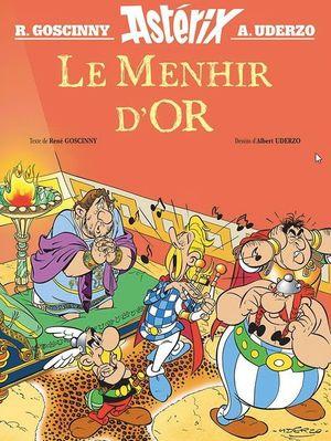 ASTERIX LE MENHIR D'OR  (FRANÇAIS)