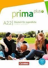 PRIMA PLUS A2.2. DEUTSCH FUR JUGENDLICHE