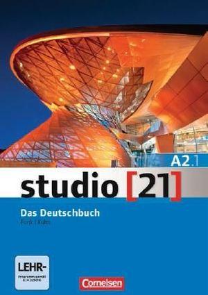 STUDIO ( 21). A2.1. DAS DEUTSCHBUCH