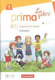 PRIMA - LOS GEHT'S! A1 ARBEITSBUCH
