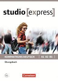 STUDIO EXPRESS A1-A2-B1 UBUNGSBUCH