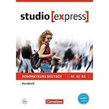 STUDIO EXPRESS A1- A2 - B1. KURSBUCH