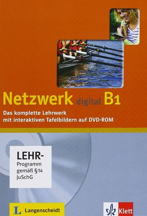 NETZWERK B1 APLICACION DIGITAL CD-ROM