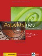 ASPEKTE NEU 1-2 ALUMNO + EJERCICIOS + CD