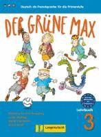 DER GRUNE MAX 3. LEHRBUCH (LIBRO ALUMNO)