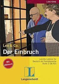 EINBRUCH, DER + AUDIO CD (STUFE 2 - AB A2)