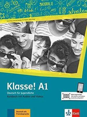 KLASSE! A1 LIBRO DEL ALUMNO + ONLINE