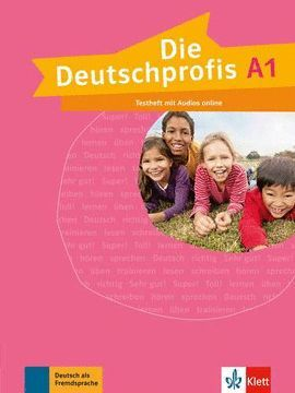 DIE DEUTSCHPROFIS A1 LIBRO DE TESTS + AUDIOS ONLINE
