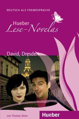 LESE-NOVELAS - A1 DAVID, DRESDEN - LIBRO