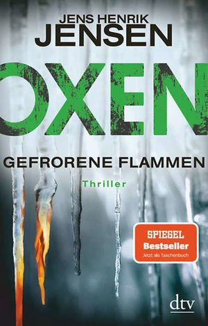 OXEN GEFRORENE FLAMMEN