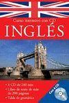 INGLES CURSO INTENSIVO CON CD -4 CD + LIBRO + TABLA DE GRAMATICA-