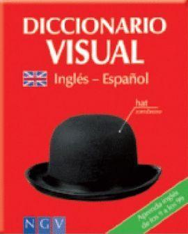 DICCIONARIO VISUAL INGLÉS-ESPAÑOL