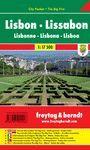 LISBOA, LISBON, LISSABON (1:10.000)