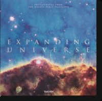 EXPANDING UNIVERSE PHOTOGRAPHS FROM THE HUBBLE SPACE TELES