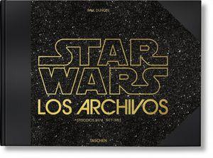 ARCHIVOS DE STAR WARS 1977-1983, LOS