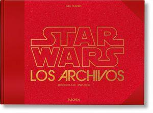 ARCHIVOS DE STAR WARS. 1999–2005, LOS