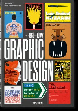 HISTORY OF GRAPHIC DESIGN VOL. 2, 1960-TODAY, THE