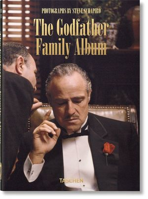 GODFATHER FAMILY ALBUM,THE 40 YEARS