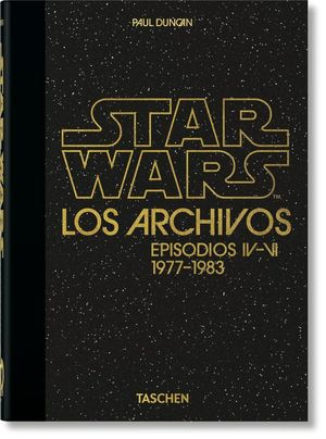 ARCHIVOS DE STAR WARS 1977 1983, LOS. 40TH ANNIVERSARY EDITION
