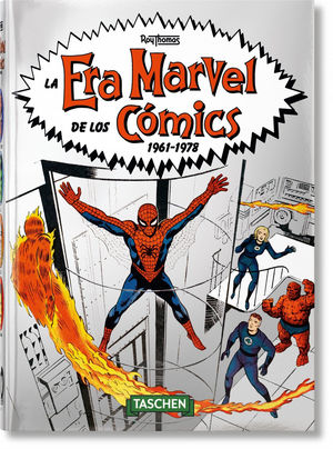 ERA MARVEL DE LOS CÓMICS 1961–1978, LA