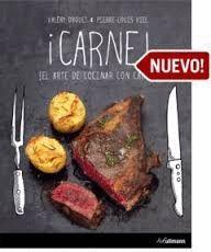 CARNE, EL ARTE DE COCINAR