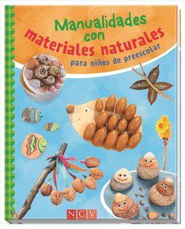 MANUALIDADES CON MATERIALES NATURALES