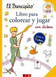 PRINCIPITO, EL. LIBRO PARA COLOREAR Y JUGAR