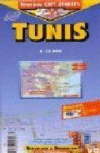 MAPA DE TUNIS - BERNDTSON CITY STREETS