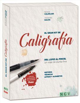 GRAN KIT DE CALIGRAFÍA, EL