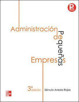 ADMINISTRACION DE PEQUENAS EMPRESAS (3 ED.)