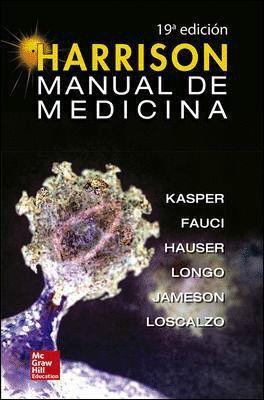 HARRISON MANUAL DE MEDICINA (19ª EDICIÓN)