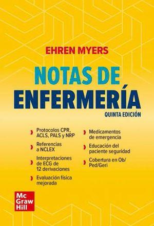 NOTAS DE ENFERMERIA (5ª ED.)