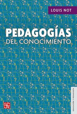 PEDAGOGIAS DEL CONOCIMIENTO