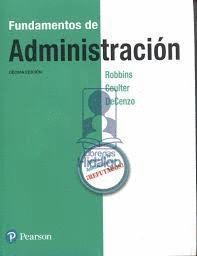 FUNDAMENTOS DE ADMINISTRACIÓN (10 EDICION 2017)