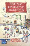 SISTEMAS OPERATIVOS MODERNOS. (3 ED.)