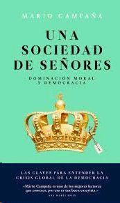 SOCIEDAD DE SEÑORES, UNA