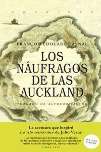 NÁUFRAGOS DE LAS AUKLAND, LOS