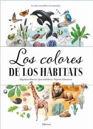 COLORES DE LOS HABITATS, LOS