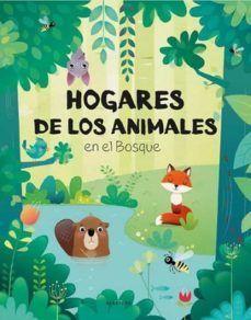 HOGARES DE LOS ANIMALES EN EL BOSQUE