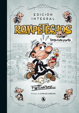 ROMPETECHOS 02 EDICION INTEGRAL