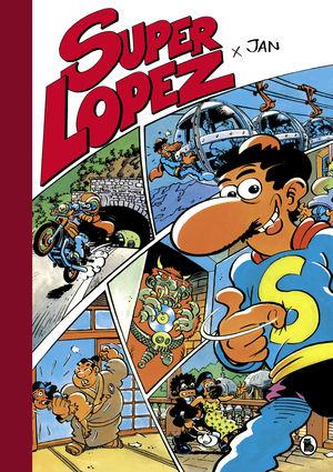 SUPER HUMOR SUPER LOPEZ Nº 04