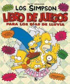 LIBRO DE JUEGOS PARA LOS DÍAS DE LLUVIA