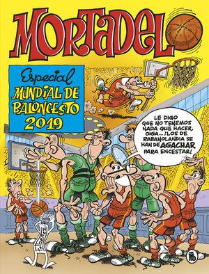 MORTADELO - ESPECIAL MUNDIAL BALONCESTO 2019