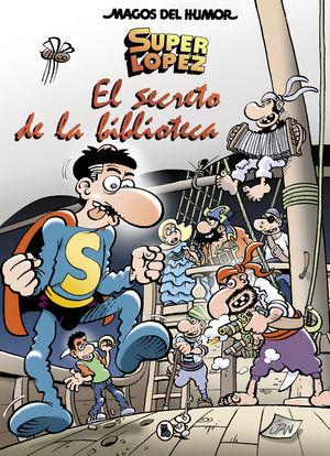 SECRETO DE LA BIBLIOTECA, EL