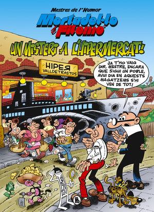 MISTERIO EN EL HIPERMERCADO!