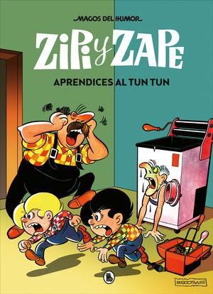 ZIPI Y ZAPE. APRENDICES AL TUN TUN